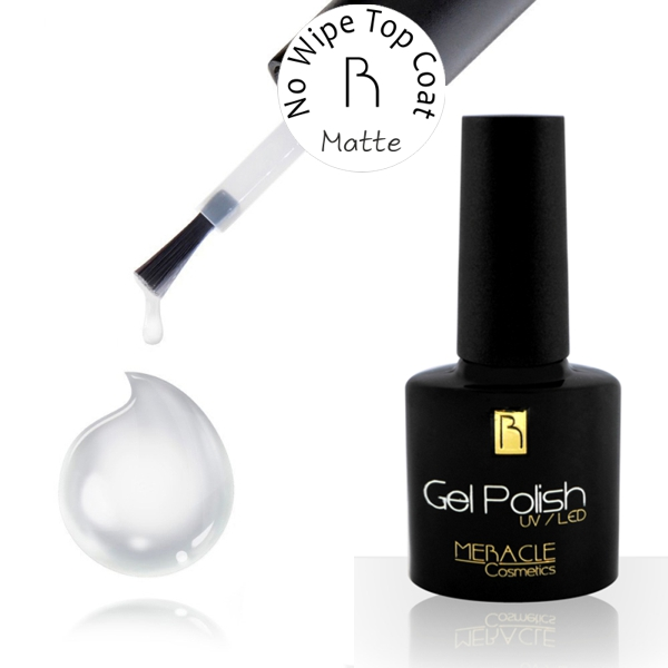 Top Coat MATT No Wipe 7,5ml