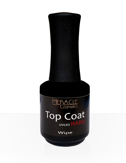Top Coat HARD wipe 15ml