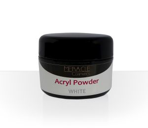 Acryl Powder WHITE 10g