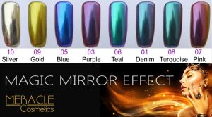 Magic Mirror Powder (PURPLE) 03