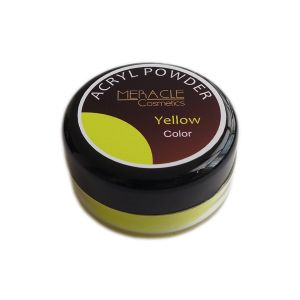 Acryl Powder YELLOW 6,5g