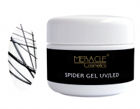 Spider Gel UV/LED 5g (kol. BLACK)