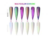 MULTICOLOR CHROME nr.12