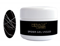 Spider Gel UV/LED 5g (kol. SILVER)