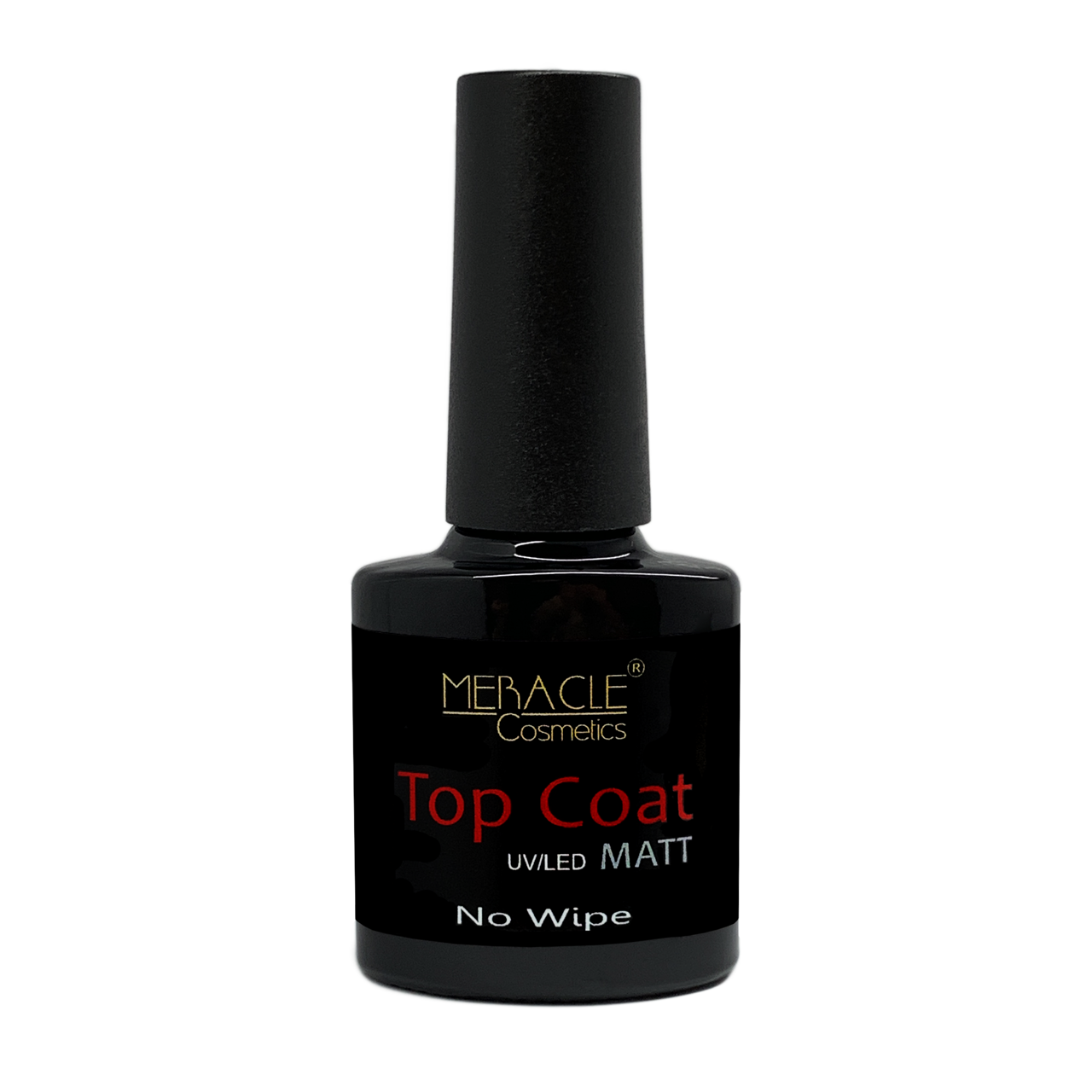 Top Coat Matt (No Wipe) 7,5ml